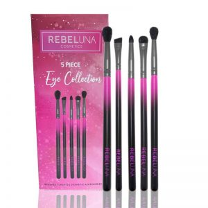 5 Piece Eye Brush Collection